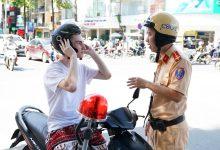 ホーチミン市:交通違反を犯した外国人に処分を科す5