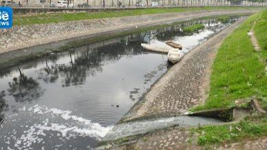 ハノイは、To Lich川に沿って排水を集める下水溝を工事します
